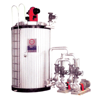 (WG-TH-V)Vertical high-efficiency Thermo-oil heating Furnace