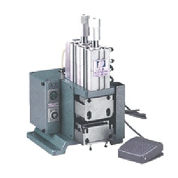 VERTICAL DOUBLE BLADE STRIPPING MACHINE