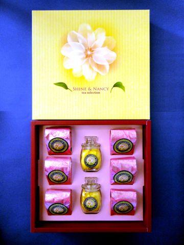 香恩系列 蓮花茶6入盒裝禮盒