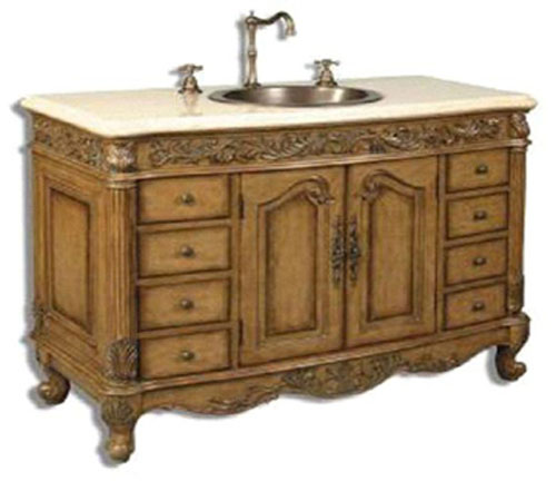歐式洗手檯