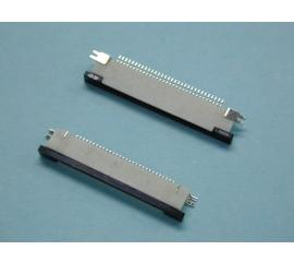 0.5mm Pitch FFC/FPC ZIF SMT Bottom Contact Type Connector