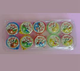 純純果凍10粒入