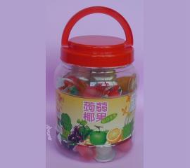 綜合蒟蒻椰果100g桶裝