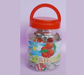 荔枝蒟蒻椰果1000g桶裝