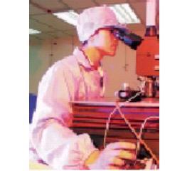 Semi-auto probing system