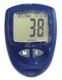 OEM / ODM 血糖測試儀器 系列4