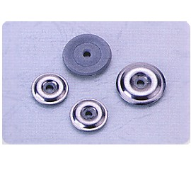 M TYPE WASHER (STAINLESS)