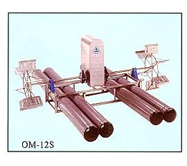 High Efficiency Paddlewheel Aerator