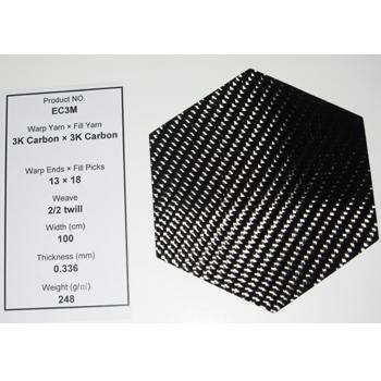 碳纖維編織布