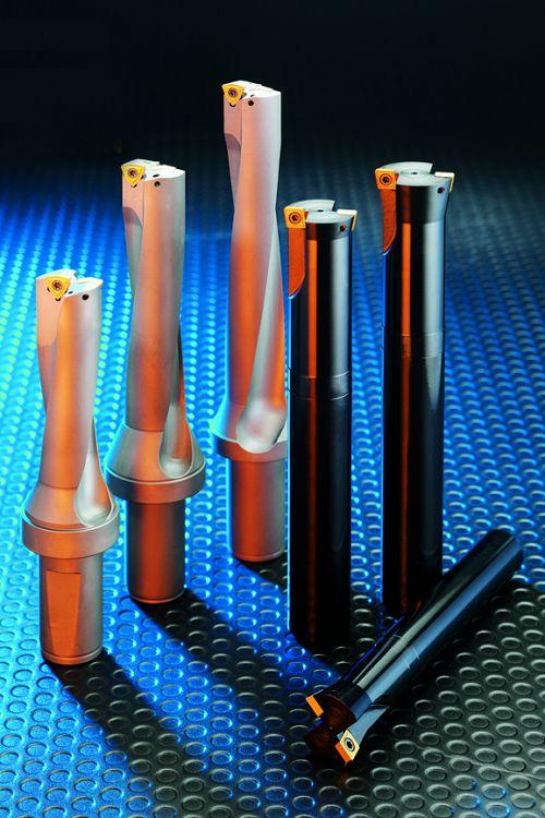 High speed drilling cutter