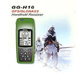 GPS/GLONASS軌跡資料記錄器&把手