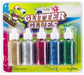 Glitter glue