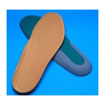 雙色雙密度鞋墊