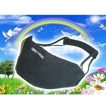 奈米鈦寶-負離子能量好夢鈦鍺眼罩