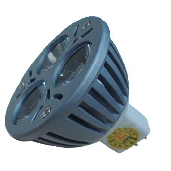 LED Spotlight Series SP-K009-1 3x1W MR16