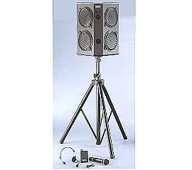 三角型無線擴音器