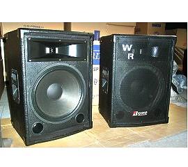 15-inch speaker
