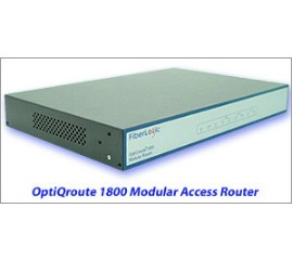 OptiQroute 1800 Modular Router