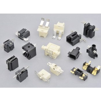 motor amplifier connectors