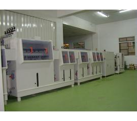 RTR Processing Machine
