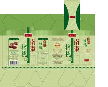 南棗核桃糕綠