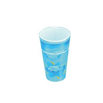 三D立體塑膠杯