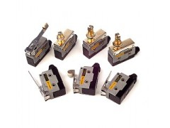 EDR SERIES SAFETY LIMIT SWITCHES WITH RESET