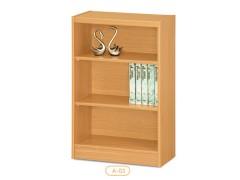 居家家具-木製書櫃-客廳書架-辦公櫃-收納櫃-文件櫃-書櫃-A03