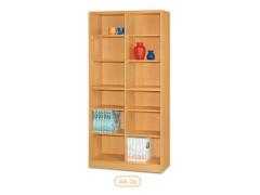 居家家具-木製書櫃-客廳書架-辦公櫃-收納櫃-文件櫃-書櫃-AB36