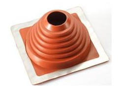 EPDM / Silicone 煙囪座