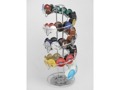 Universal Rotating Coffee Capsules Holder, Kapselständer Suited for variety of capsules brands