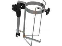輪椅用氧氣筒架