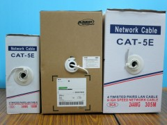Y16網路線CAT.5E ETHERNEY UTP CABLE PULL BOX