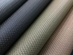 聚氯乙烯皮革-黃金網格