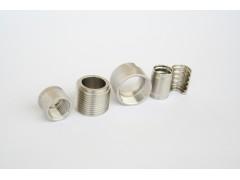 CNC精密車修零件(特殊螺帽)