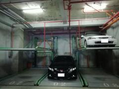油壓後懸-三層(機械停車設備)