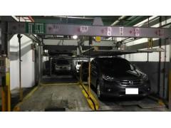 馬達鍊條式-二層(機械停車設備)