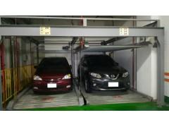 馬達鍊條式-三層(機械停車設備)