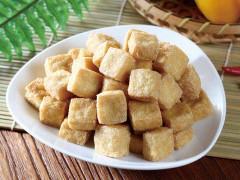 四角油豆腐