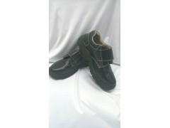抗靜電黏扣帶短筒安全鞋