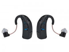 充電耳掛式雙耳款助聽器