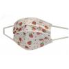**[可愛童趣 草莓]萬州通-三層防護口罩  台灣製造 美國FDA歐盟CE雙認證 外銷口罩 / 成人/兒童50入一盒 共2款