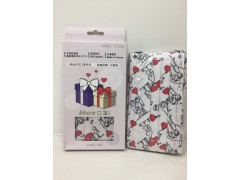 Moor時尚印花口罩禮盒10片入-男孩與女孩