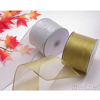 金蔥網紗包裝帶