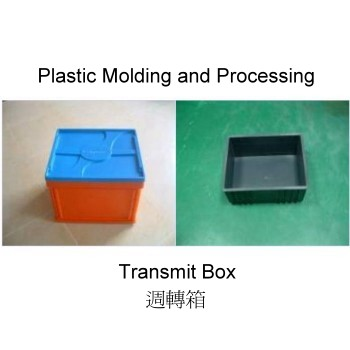 Plastic Molding and Processing / Transmit Box