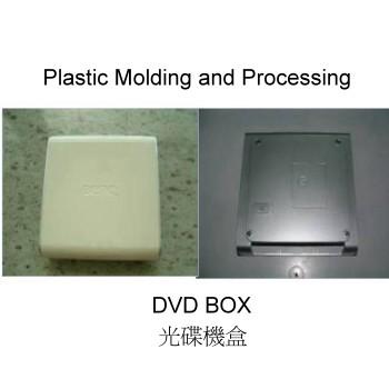 Plastic Molding Processing / DVD BOX