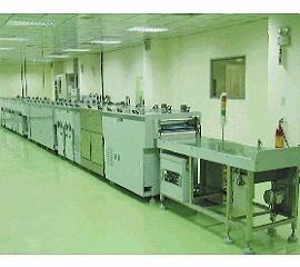 抗 氧 化 預 焊 劑 處 理 機
