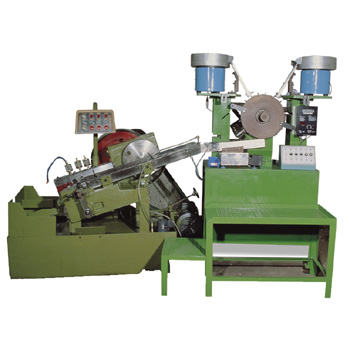 Screw WasherAssembling Machine