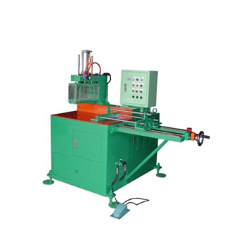 Hydraulic Finish Product saw -1