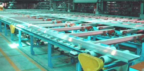 Automatic Handling System- Belt Type